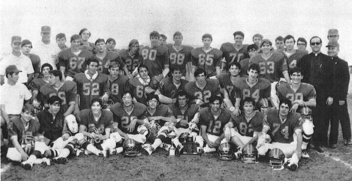 1970 AA State Champs
